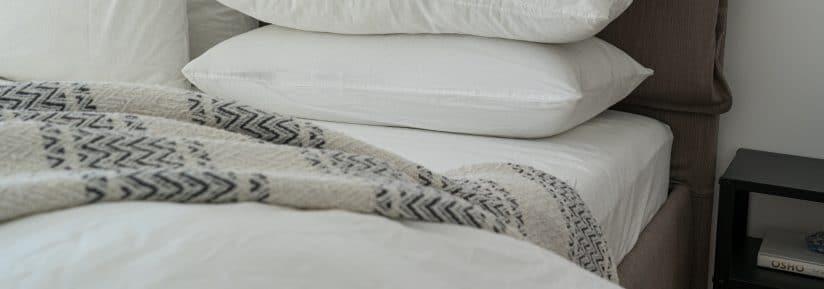 linge de lit gaze de coton