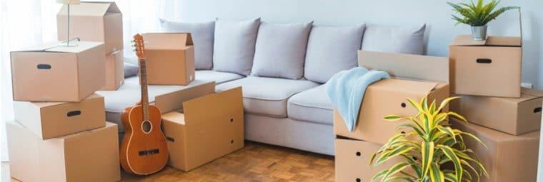 cout déménagement