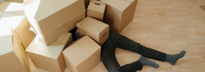déménagement partagé