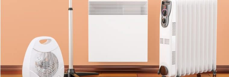 chauffage à l'électricité