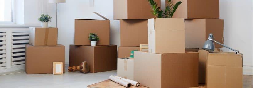 Acheter des cartons de déménagement à Paris
