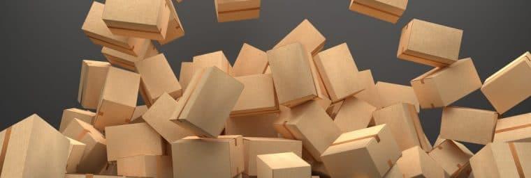 Où acheter cartons déménagement Paris