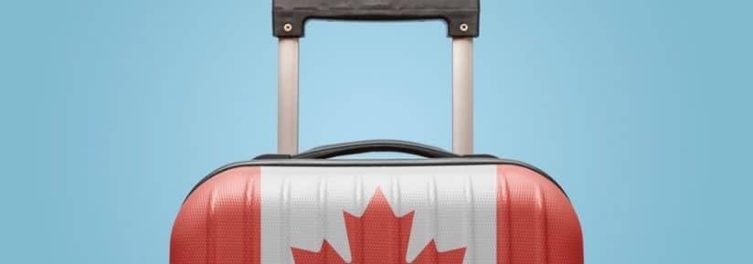 déménagement au Canada