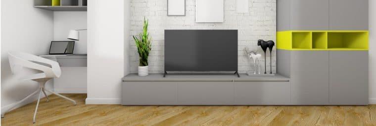 Meuble TV DIY