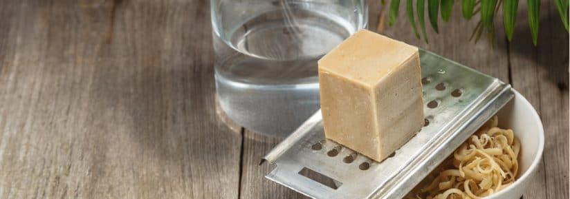 lessive maison savon de Marseille