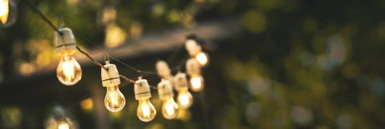 luminaires terrasse pas chers