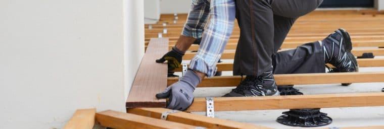 prix pose terrasse bois composite
