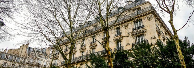 Petit déménagement à Paris