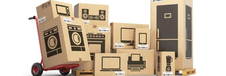 types de cartons pour déménagement