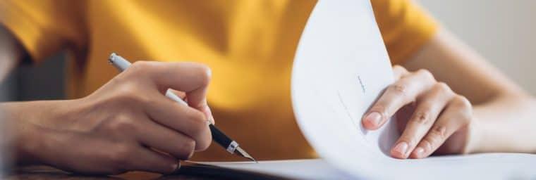 documents pour résilier son assurance habitation