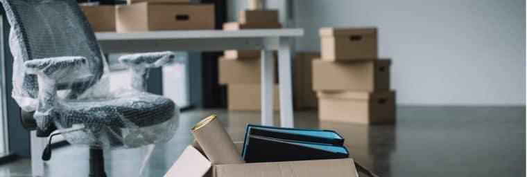 emballage déménagement