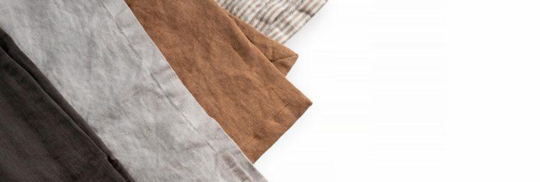 serviettes réutilisables
